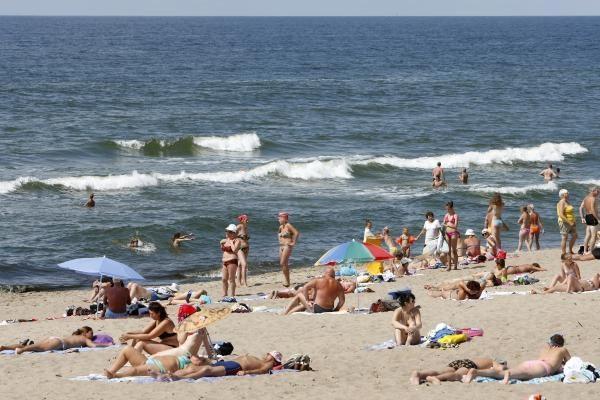 Baltijos jūros vanduo atvėso devyniais laipsniais