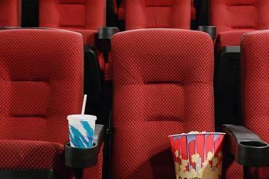 Per tris dienas kino teatrai susižėrė 750 tūkst. litų