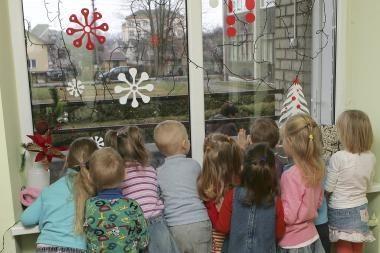 P.Tamošauskas: lietuviškų darželių diskriminacija Vilniuje baigiasi