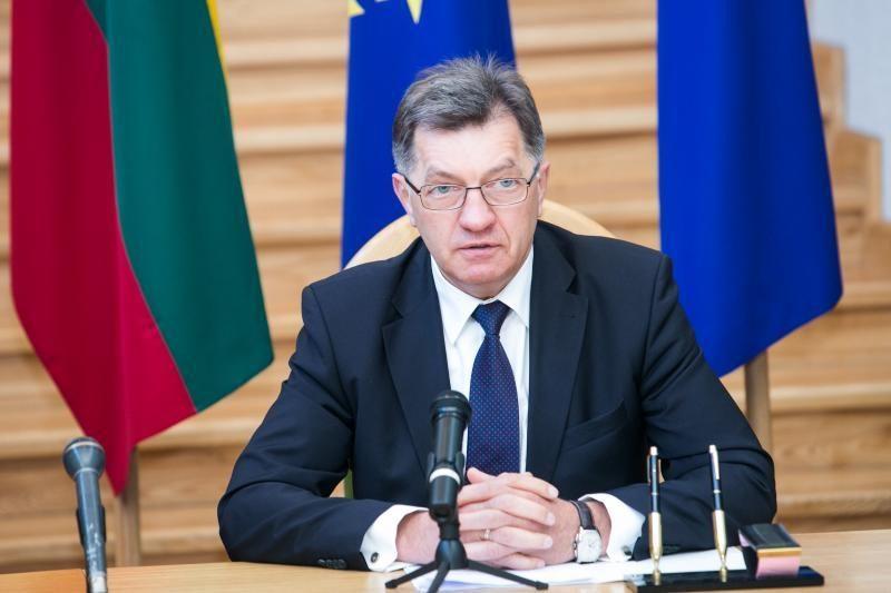 A. Butkevičius: Baltarusija tvirtai apsisprendusi statyti AE