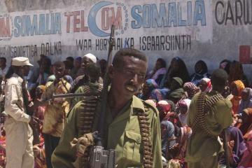 Somalio islamistai pagrobė du JT darbuotojus