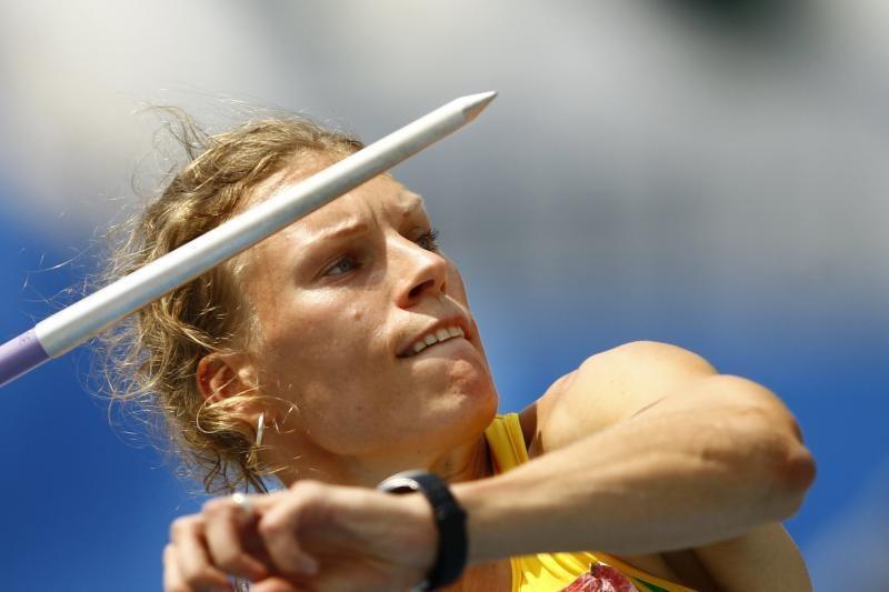 A.Skujytė Austrijoje pasiekė asmeninį septynkovės rekordą