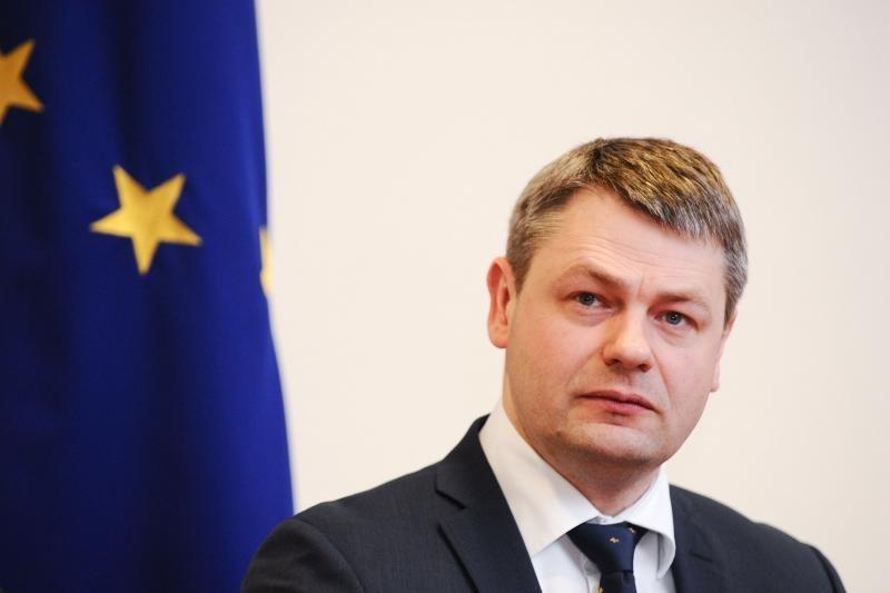 N.Udrėnas: prezidentė nevertina naujojo IAE vadovo