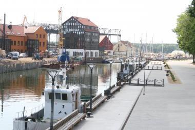 Klaipėdos moksleiviai žvalgysis po jūrinės kultūros miestą