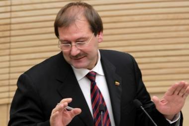V.Uspaskichas keistų mandatą Briuselyje į Vilniaus arba Kauno mero kėdę