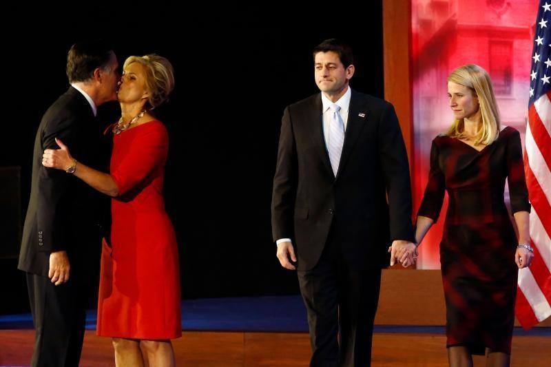 Respublikonų kandidatas M. Romney pripažino pralaimėjimą