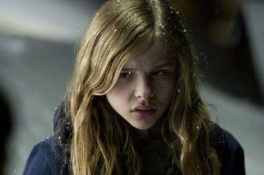 Chloe Moretz nebenorėtų vaidinti vampyrės
