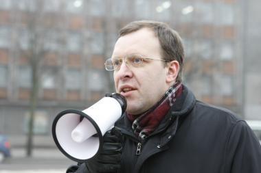 Konservatoriai rinkimuose į laisvą vietą Seime siūlo N.Puteiko kandidatūrą