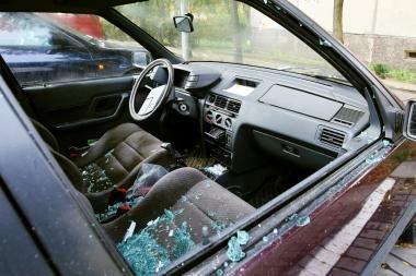 Klaipėdoje siautėjo automobilių vagys