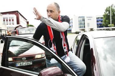D.Anzulovičius: išsiskyrė mūsų nuomonės dėl