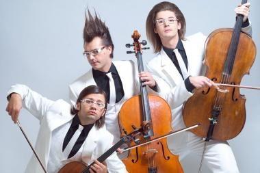 "Palangoje – violončelininkų trio ""Melo-M"" šou"
