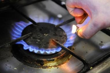 Europa vis laukia rusiškų dujų