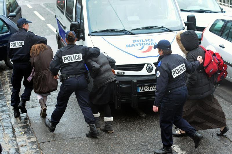 Prancūzijoje per išpuolį prie žydų mokyklos žuvo Izraelio pilietis