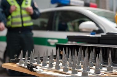 Prokurorai turės tirti skundą dėl aukštų Marijampolės pareigūnų veiksmų