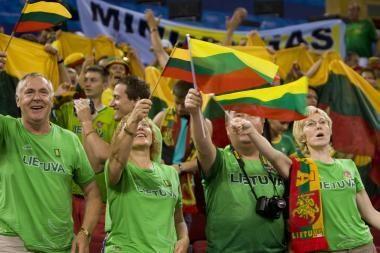 Čempionatą lietuviai pradės dvikova su Naująja Zelandija