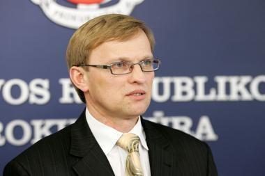 Generalinio prokuroro atleidimo klausimas Seime - ketvirtadienį