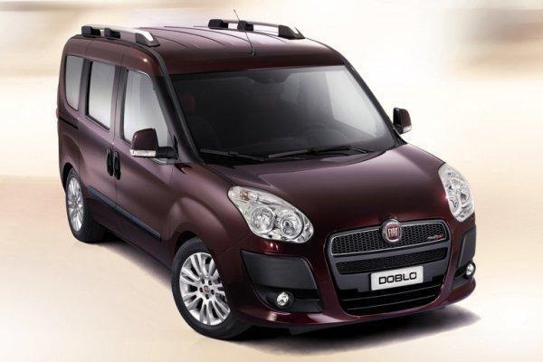 "Itališkas ""Fiat Doblò II"" – visai šeimai"