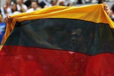 Devyni lietuviai turi kelialapius į jaunimo olimpiadą