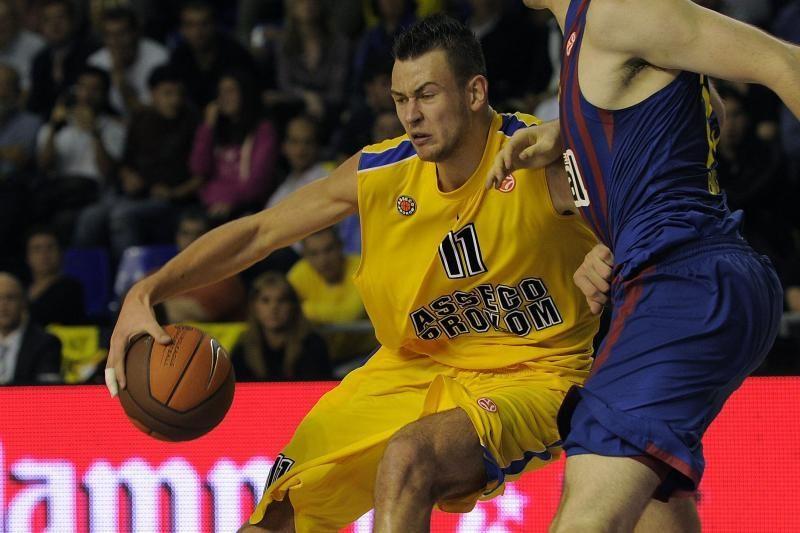 D.Motiejūno indėlis į Lenkijos krepšinio čempiono pergalę - 12 tšk.
