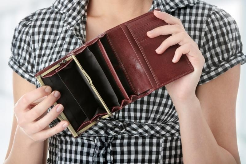 Finansiškai nesaugūs – du trečdaliai lietuvių