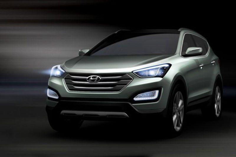 """""""Hyundai"""" atskleidžia """"Santa Fe"""" kortas"""