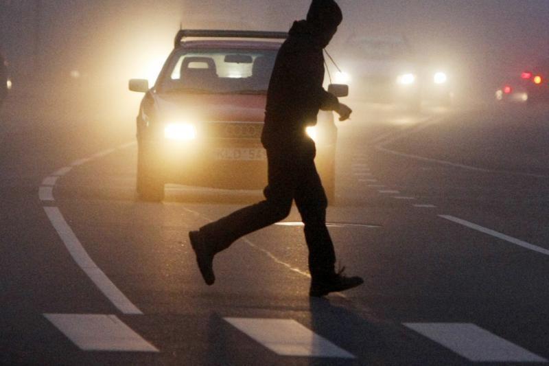660 pėsčiųjų sulauks nuobaudų už eismo taisyklių pažeidimus