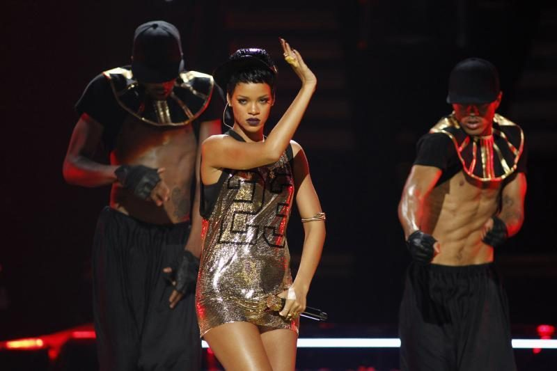 Rihanna parodė šiek tiek daugiau nei derėtų