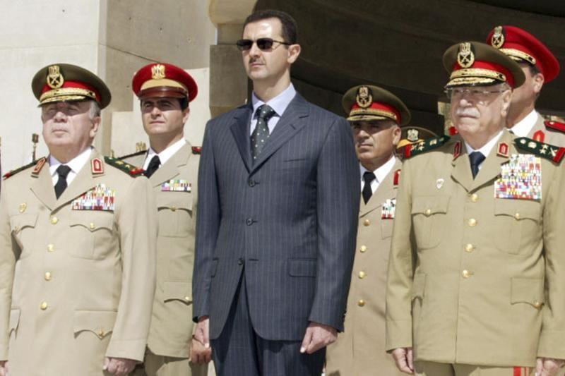 Per išpuolį Damaske žuvo ir buvęs gynybos ministras
