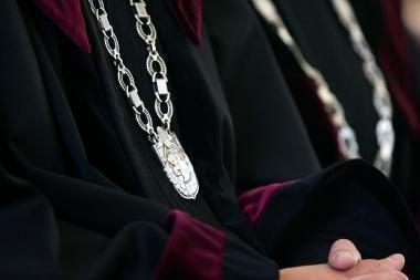 Įtariami Kedžio bendrininkai ir jų advokatai nori kitų teisėjų