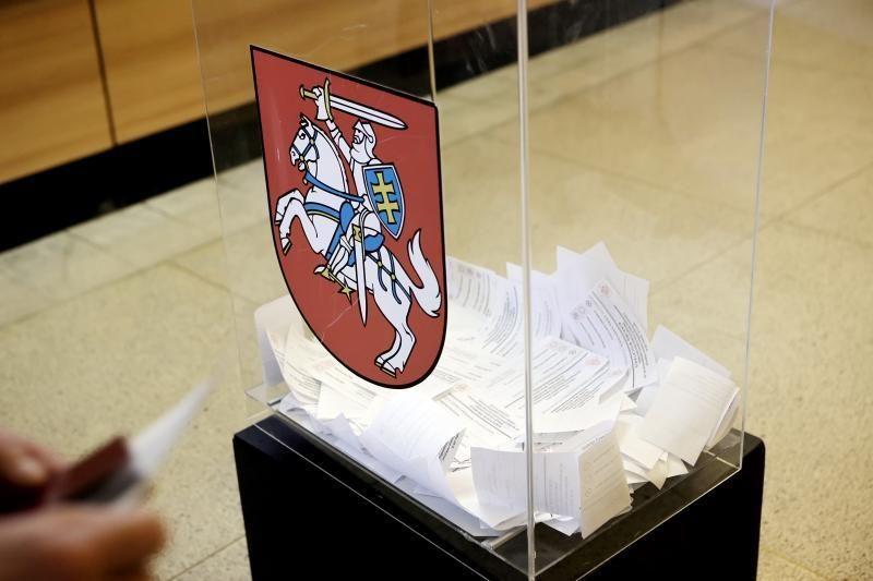 Klaipėdos apskrityje – rinkimų pažeidimų kuriozai