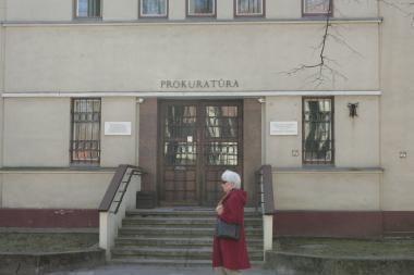 Klaipėdos apygardos ir miesto prokuratūros - kitose patalpose