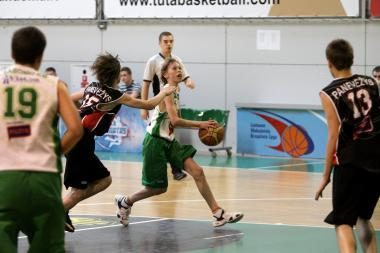 Krepšinio mokyklos: sunku, bet sunkiausia lyderei