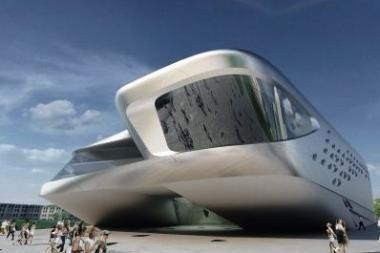 V.Navickas: Guggenheimo muziejaus idėja gali būti įgyvendinta
