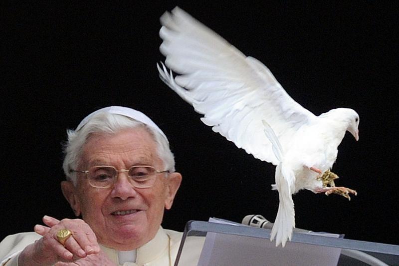Popiežius: konfliktas Sirijoje turės įtakos visam regionui