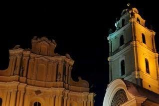 Šv.Jonų bažnyčios varpinė jau restauruota
