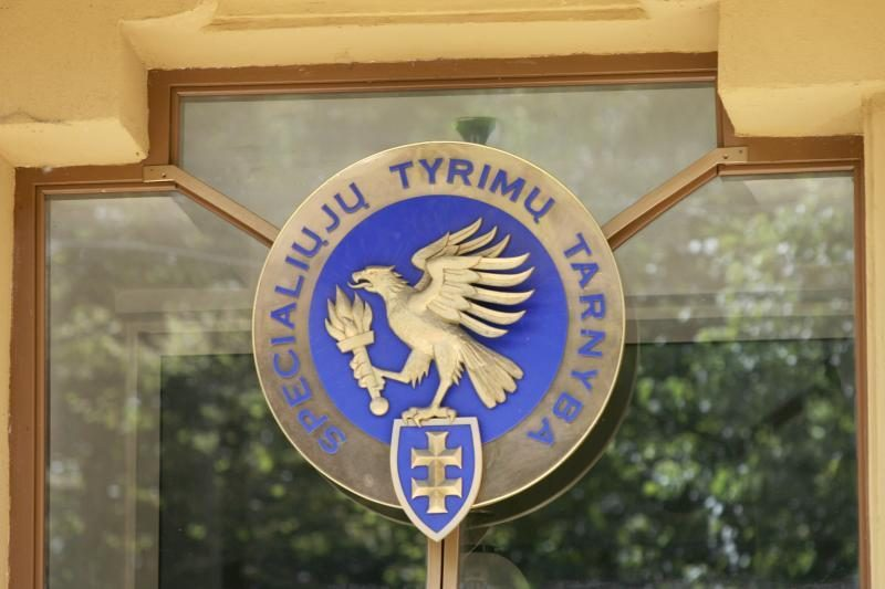 STT sulaikė Šakių rajono merą, kuris įtariamas piktnaudžiavimu