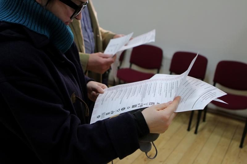 Klaipėdoje rinkėjų aktyvumas mažesnis nei visoje Lietuvoje
