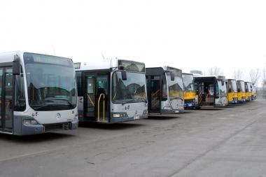 Keičiasi Vilniaus rajono autobusų eismo tvarkaraščiai