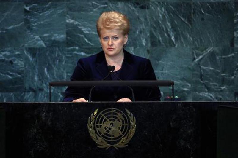 Prezidentė dalyvaus ES Rytų partnerystės viršūnių susitikime