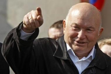 Rusijos televizijos kanalas atšaukė laidą, ginančią Maskvos merą