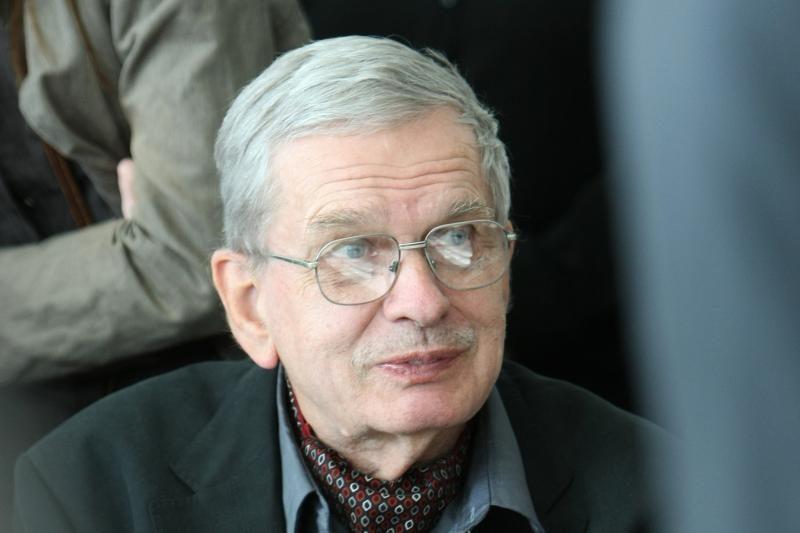 T. Venclovai suteiktas Vilniaus garbės piliečio vardas