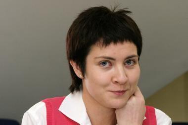 Darbą pradeda vaiko teisių apsaugos kontrolierė E.Žiobienė
