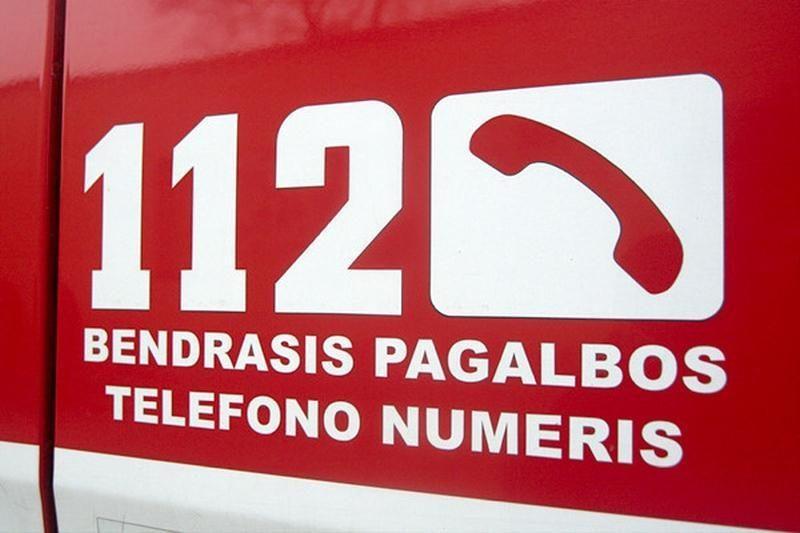 Vilniuje dviejų aukštų name kilusį gaisrą malšino 5 autocisternos