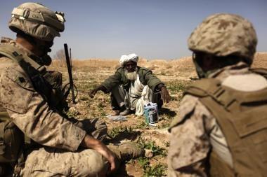 Afganistanas jau nusinešė 2 tūkst. karių gyvybių