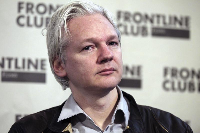 J.Assange'as: Ekvadoro sprendimas - reikšminga pergalė