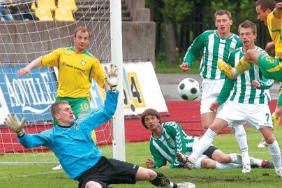 """""""Žalgirio"""" futbolininkai prašo federacijos pagalbos"""