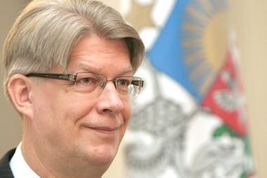 Į Latvijos prezidento postą vėl gali būti iškelta V.Zatlerio kandidatūra