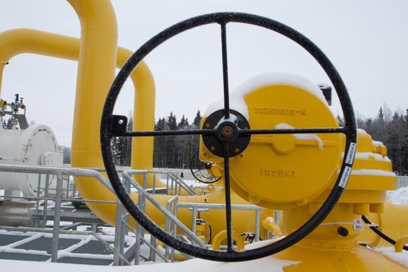 """A.Sekmokas: pokalbiai su """"Gazprom"""" leidžia tikėtis susitarimo"""