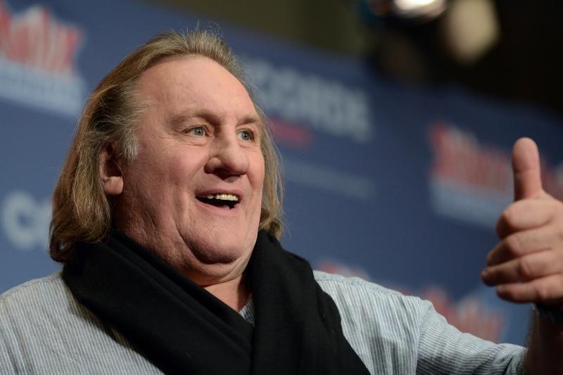 Belgija  gina G. Depardieu pastangas išvengti didelių mokesčių