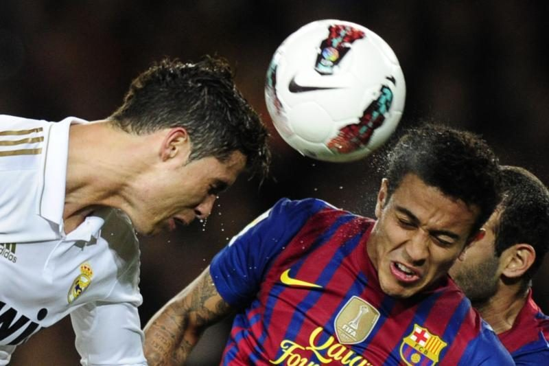 """""""Real"""" principinėje dvikovoje svečiuose parklupdė """"Barceloną"""""""